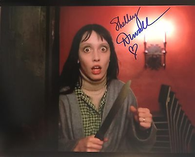 Shelley Duvall Signed Autographed The Shining 8x10 Photo Rare Exact Proof