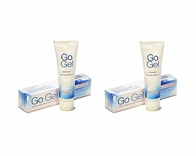 "2 ""GO Gel"" Water Based Personal Gels for Pelvic Floor Devices - 100ml - TensCare"