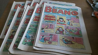 26 Beano Comics, 1987, Good Condition