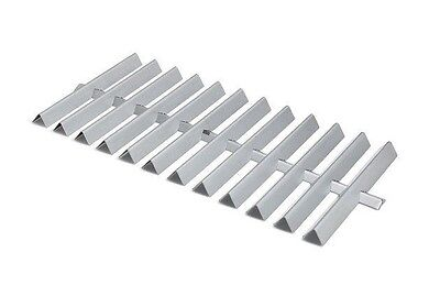 BBQ Grill Heat Plate Weber Stainless Steel Flavorizer Bars 9899 OEM