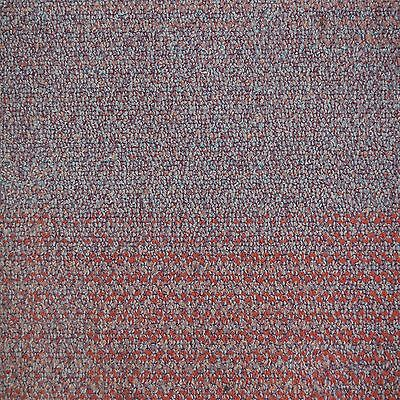 200 Interface Red Purple Mosaic Carpet Tiles. Free Delivery.