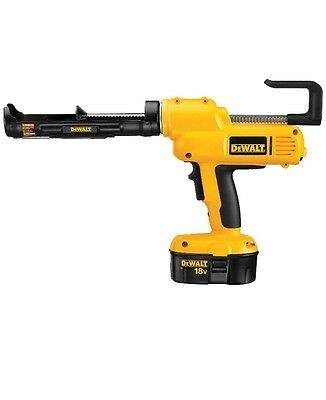 "Dewalt Adhesive Gun DC545K ""NEW"" Battery and Charger included"