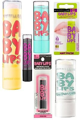 BABY LIPS by Maybelline CHOSSE YOUR FLAVOUR