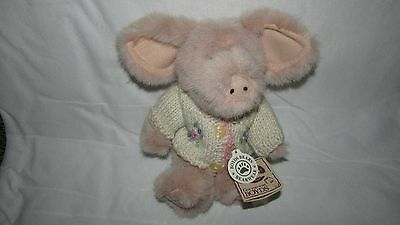 Boyds Bears Ivy Bloomengrows Adorable Pig Best Dressed Collection