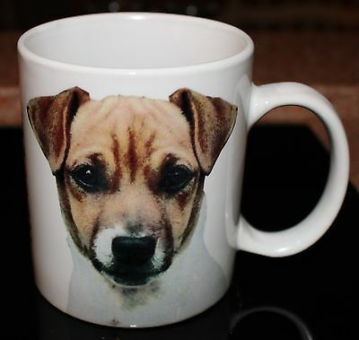 NEW Jack Russell Coffee Mug PureBreed Puppy Terrier