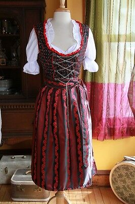 German Dress Dirndl