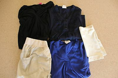 Maternity Lot of 5 Size Small