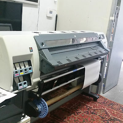 (Used) HP Designjet L25500 Wide Format Latex Printer 60 Inch