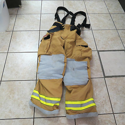 Globe 34 x 30 Gxtreme Trouser with Suspenders Turnout Gear