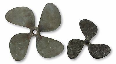 Pair of Antique Boat Propellers