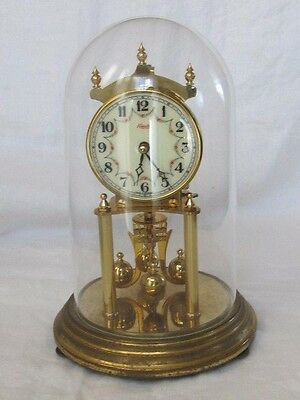 Vintage Anniversary Kundo Clock West Germany for parts or repair