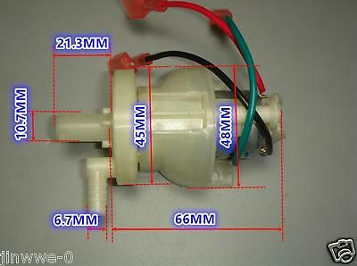 1pcs Large Flow DC12V Centrifugal pump 380 DC small water pump Jet pump