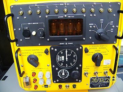 Ttu-229A/e Automatic Altitude Reporting Encoders And Altimeters Testset