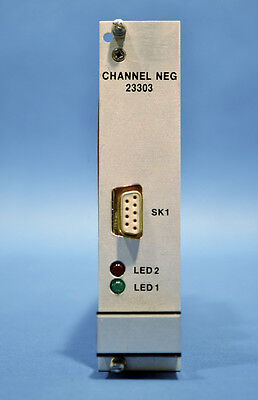 Domino Amjet Jet Array Negative Channel Card, Part Number 23303, 2 available