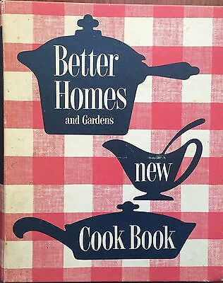 Vintage First Edition Better Homes And Gardens New Cookbook Recipes
