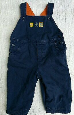 Infant baby boys clothing 6-12 months Overalls GYMBOREE