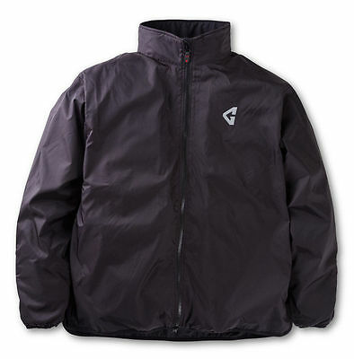 Gyde Mens Heated 12v Jacket Liner by Gerbing Black XS -LG