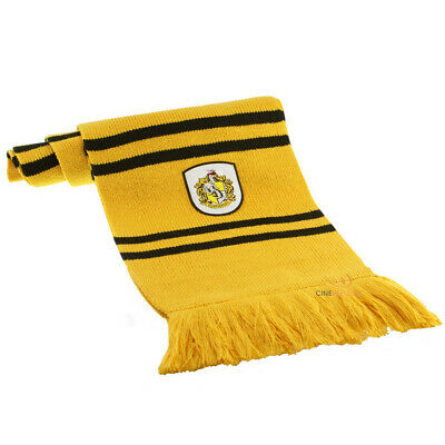 Harry Potter : HUFFLEPUFF SCARF from Cinereplicas