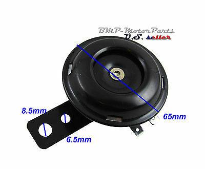 Chinese 12V Electric Horn For Scooter Moped Pit Dirt Bike ATV Motorcycle Go-Kart