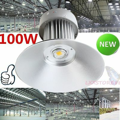 LED High Bay Warehouse Light Bright White Fixture Factory  250W Equivalent MG