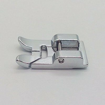 0Snap on Metal 5mm Satin Stitch Foot For Singer #006804008  7323