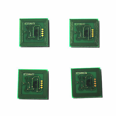 4x Drum Chip for Xerox DocuColor 240,242,250,252,260 WorkCentre 7655,7675,7665