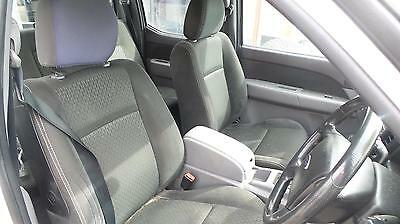 Ford Ranger Pair Of Two Front Cloth Bucket Type Seats