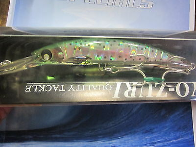 Yo-Zuri Crystal 3D Minnow Deep diver F983-HNM 150mm  floating fishing lure NIP
