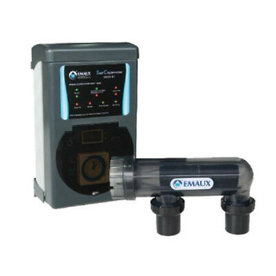 Emaux 15g/h Swimming Pool Salt Water Chlorinator with transformer