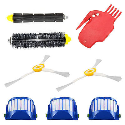 Brush Filter Kit For iRobot Roomba 600 Series 610 620 630 640 650 660 670 680