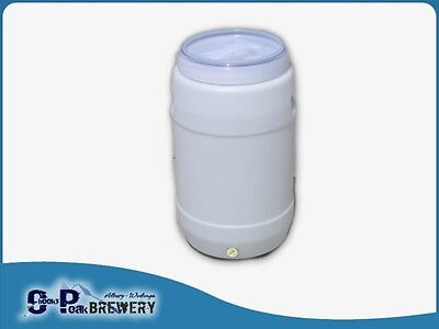 30L Plastic Fermenter Kit + 15 Pet Bottles With Lids, Grainfather, Robobrew