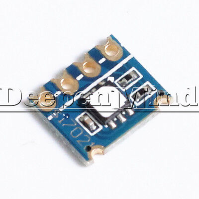 SMD MINI Si7021 Temperature and Humidity Sensor I2C Interface for Arduino