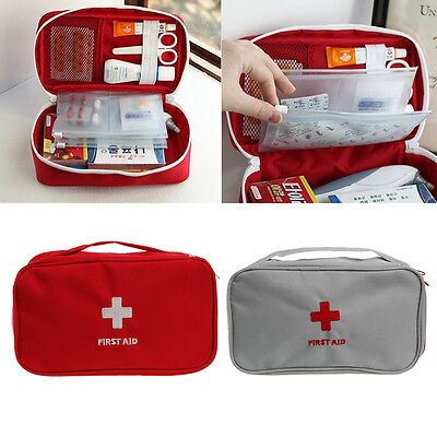 First Aid Survival Medicine Portable Storage Bag For Travel Home Medical Tools
