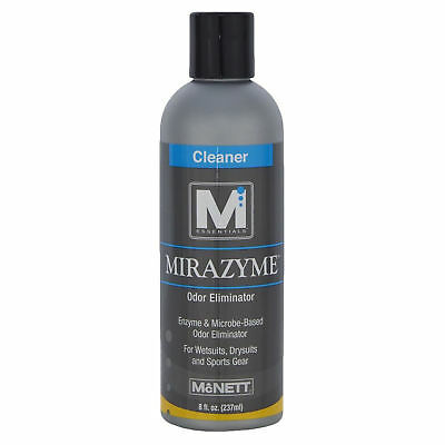 Gear Aid MiraZyme Odor Eliminator 8oz For Gear Clothing Remove Sweat & Pet Odors