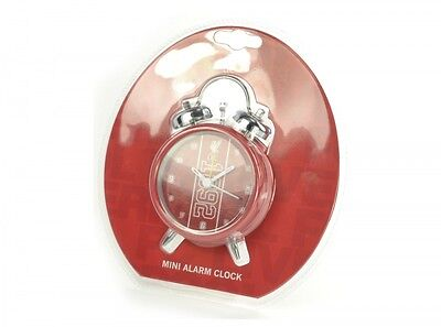 Liverpool FC Red Alarm Clock Football Club Crest Fan Gift Boxed Liver Bird Offic