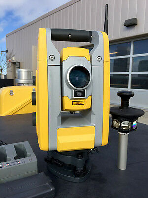 Trimble S3 Robotic Total Station DR, 2""