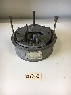Stearns 1-087-061-00-QF Electric Brake 230/460V .54/.27A Torque: 75 Ft Lb