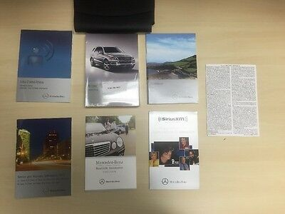 Mercedes Benz M Class 2012 Owners Manual Books /NAVIGATION Case //