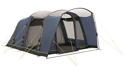 Outwell 5 Man Tent - Flagstaff 5A - Blue -