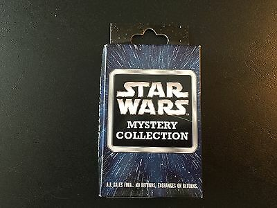 Disney 2 Pin Lot Star Wars Collection in Box New & Sealed