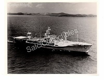 US Navy Class Command Flagship  Mount Whitney LSS-20 Official Photo 8x10