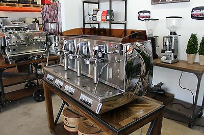 WEGA Vela Vintage  3 Group (High Cup)  Commercial Espresso Coffee Machine