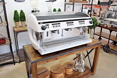 SV Italia SAB 3 GROUP (High Cup) Commercial Espresso Machine