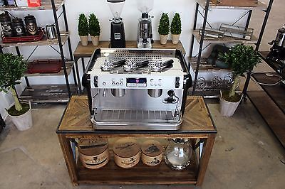 Iberital Ladri CHEAP! 2 Group COMMERCIAL ESPRESSO COFFEE MACHINE ITEM ID IL - 0