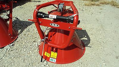 NEW 3pt fertilizer / seed spreader SP150