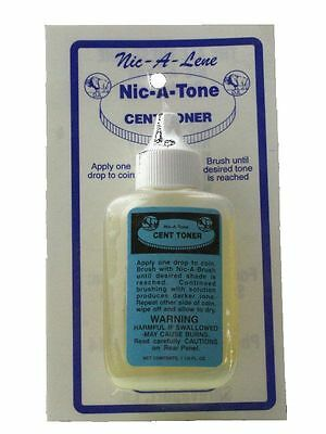 Nic-A-Tone, 1.25oz bottle