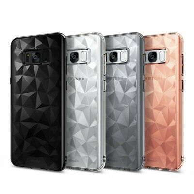 For Samsung Galaxy S8/S8 Plus | Ringke [AIR PRISM] 3D Pyramid Glitter Case Cover
