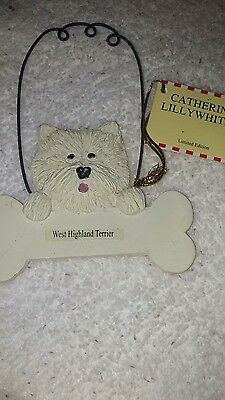 West Highland Terrier Ornament  Gift Sale