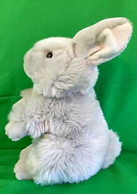 "Chosun Gray Bunny Rabbit Plush 12"" Easter Fluffy"