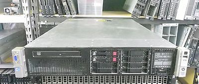 "HP Proliant DL380P G8 2U 8 Bay 2.5"" Server Xeon E5-2630 6C 2.30GHz 32GB 2x450GB"
